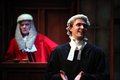 Trial By Laughter at The Watermill Theatre. Nicholas Murchie and Philippe Edwards. Photo by Philip Tull.JPG