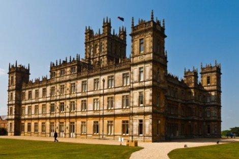 Downton Abbey Surrey wedding