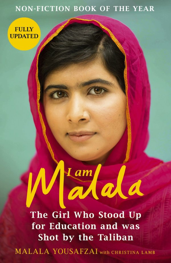 I am Malala Guildford Book Festival