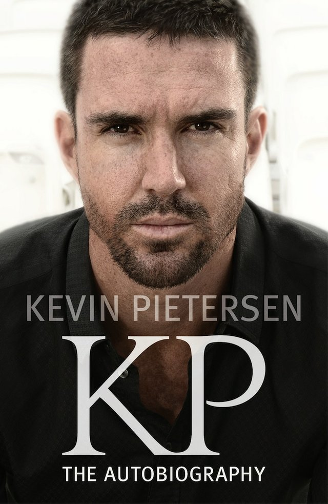 Kevin Pietersen Guildford Book Festival