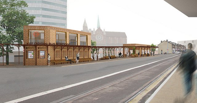 Redevelopment of West Croydon bus station