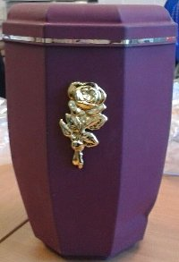 abandoned urn in surrey