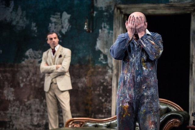 Jonathan Wrather (Henry) Daniel Goode (Basil).jpg