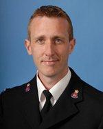 Ben Dove Police Bravery Award