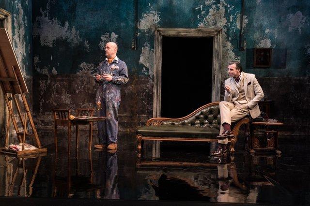 Daniel Goode (Basil) Jonathan Wrather (Henry).jpg