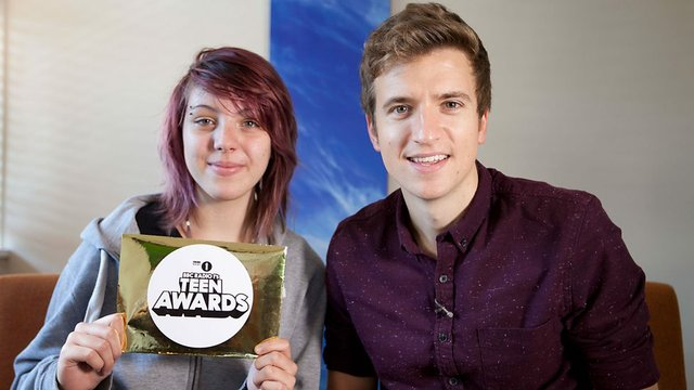 Shannon Fletcher national Teens Award