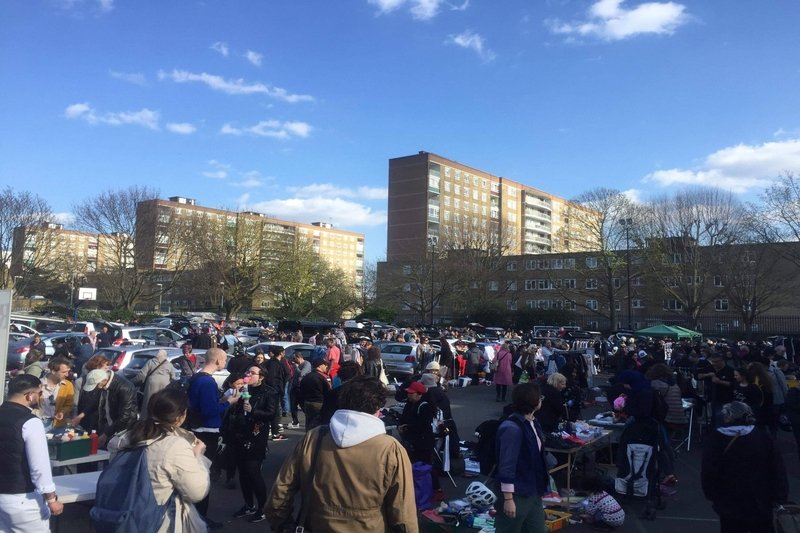 The Best Car Boot Sales In And Around Surrey Essential Surrey Sw