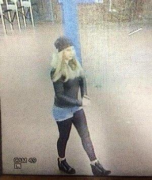 Missing: Sanita Muceniece