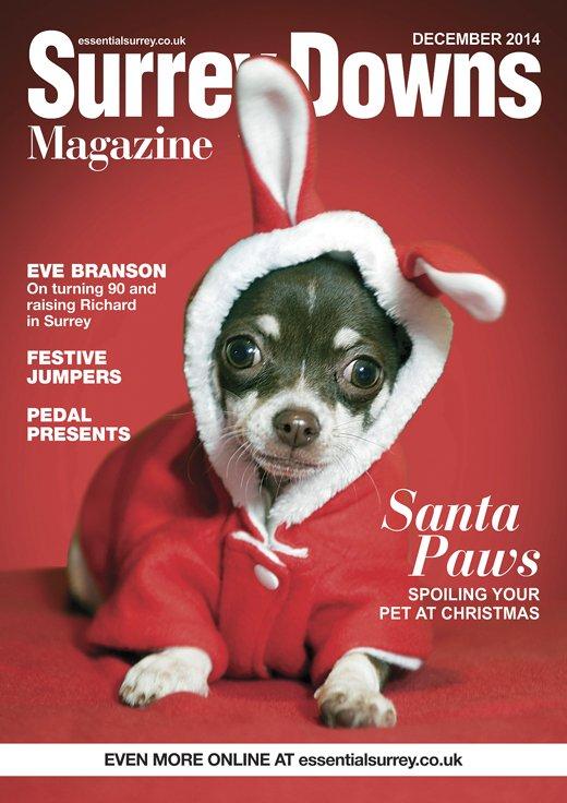 Queenie magazine cover