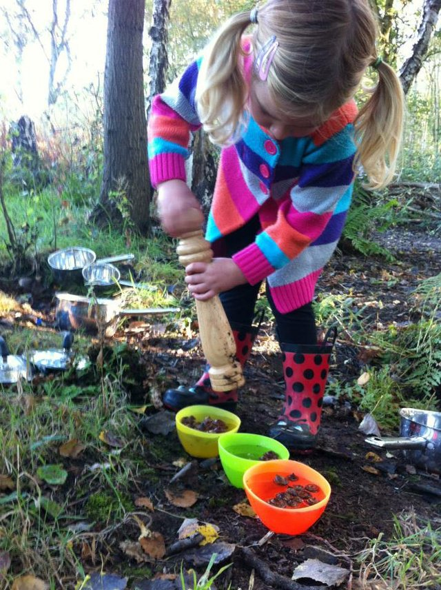 forest schools in surrey