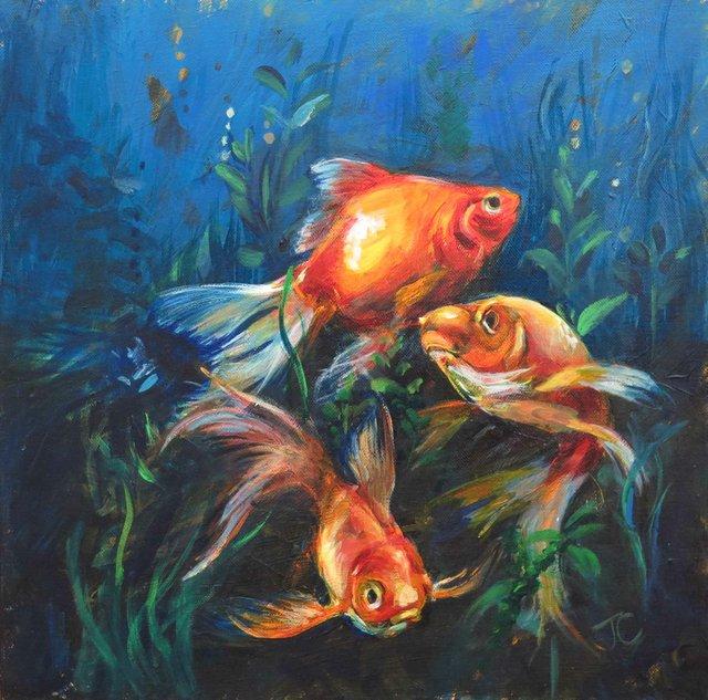 Goldfishes by Jacky Cowdrey .jpg