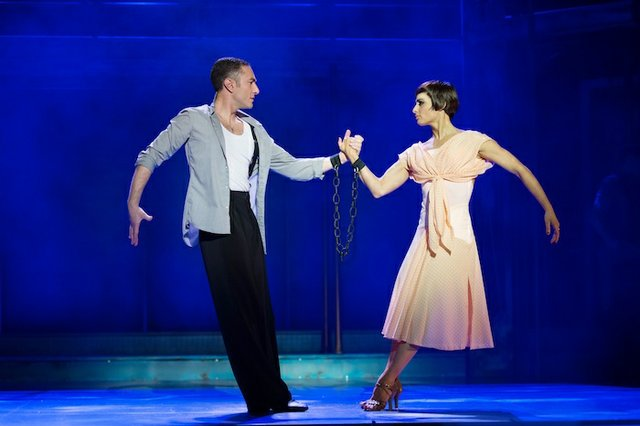 Dance 'Til Dawn - Vincent Simone and Flavia Cacace