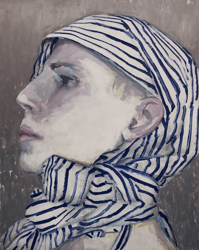 Striped Scarf, 2018 by Tomas Harker © The Artist.jpeg