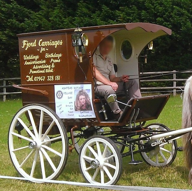 carriages stolen tadworth