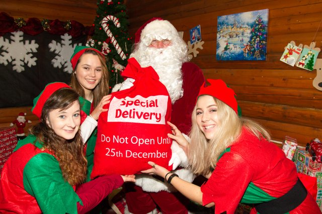 Santa's arrival at Notcutts.jpg