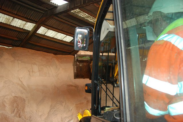 road gritters in surrey