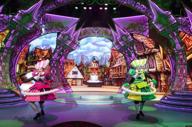 Cinderella at Fairfield Halls - Jason Marc-Williams & Alistair Barron - cCraig Sugden.jpg