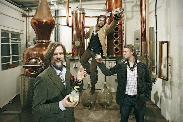 local distillers in surrey