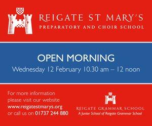 Reigate St Marys