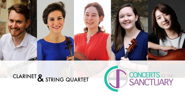 Clarinet & String Quartet.jpg