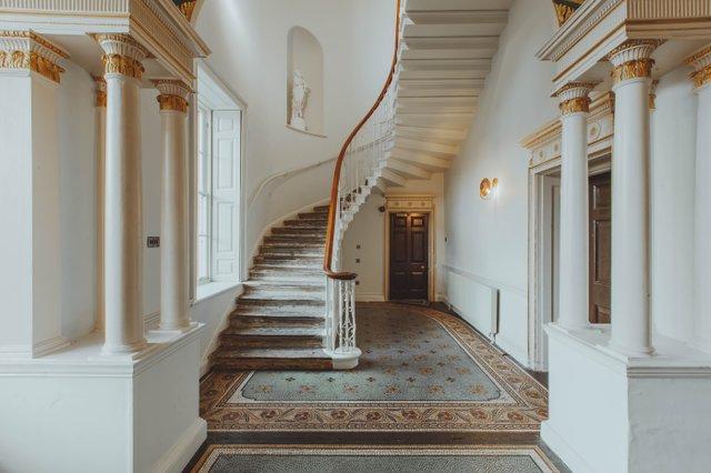 CREDIT Adam Firman  Birch l  Mansion House Staircase.jpg