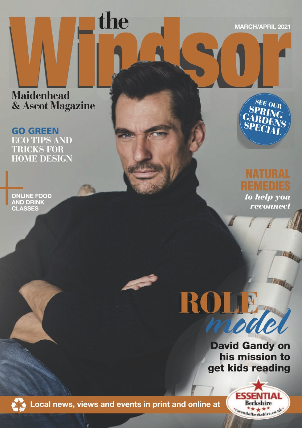 The Windsor Magazine FC April 2021