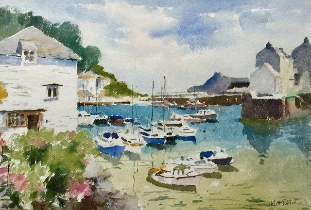 Polperro, Cornwall by Kim Page © The Artist.jpg