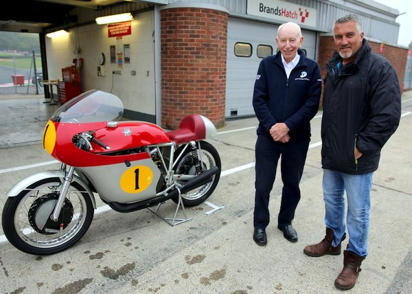 John Surtees and Paul Hollywood