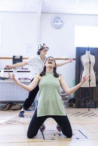 GSC Tales of HCA rehearsals - Sara Hazemi and Annabelle Terry (c) Matt Pereira.jpg