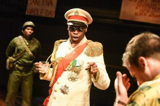 _Samuel (Seun Shote) in Play Mas at the Orange Tree Theatre - photo by Robert Day sized.jpg