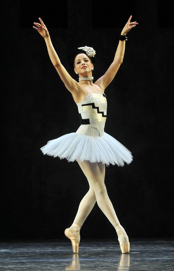 Pietra Mello Pittman Royal Ballet