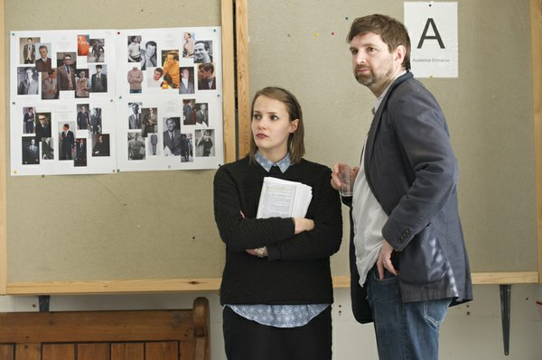 RosieHolden and John Lightbody_EachHisOwnWilderness_rehearsals_OrangeTreeTheatre_photoRichardHubertSmith-.jpg