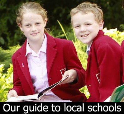 Guide to local schools