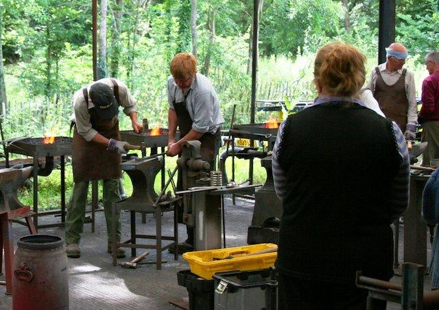 Leatherhead forge