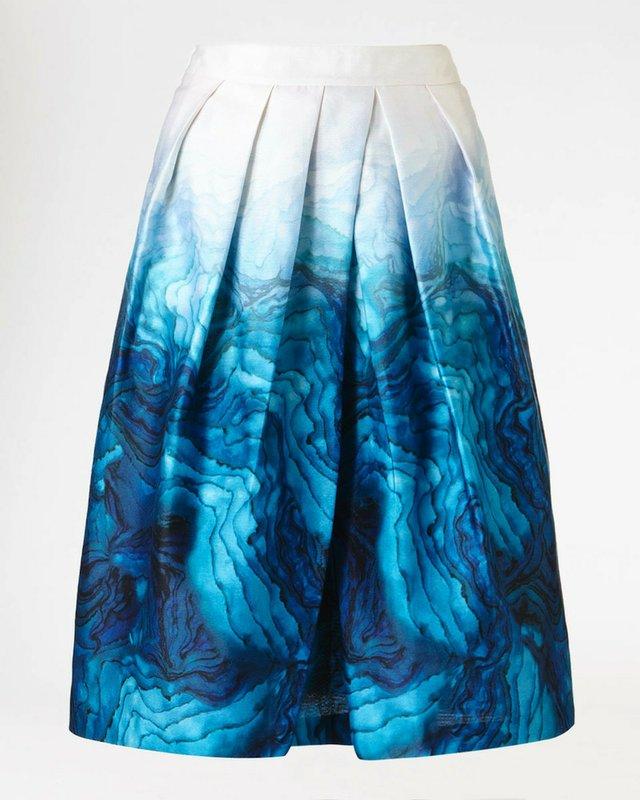 Blue Agate Skirt