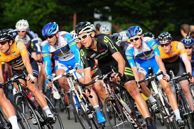 Cycling in Woking