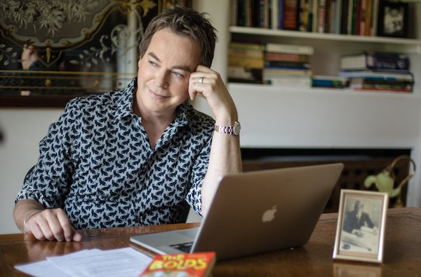 Interview Julian Clary On His New Children S Book