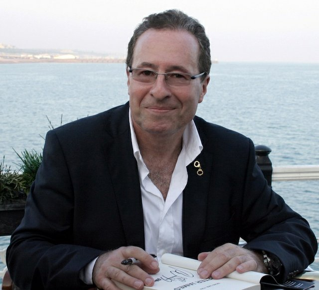 Peter James coming to Guildford book festival
