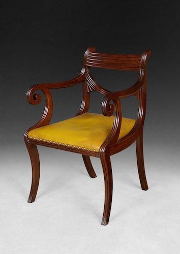 esher hall antiques regency chair.jpg