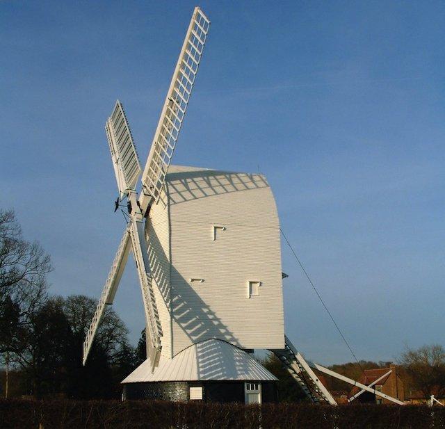 Lowfield Windmill