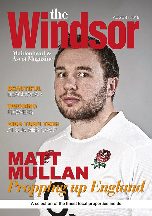 Windsor Magazine August 2015