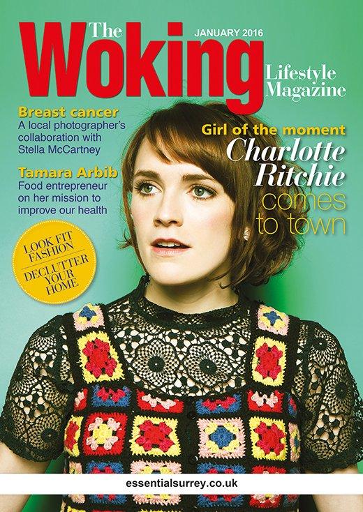 The Woking Magazine January 2016
