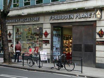 Forbidden Planet – London Megastore - Essential Surrey & SW
