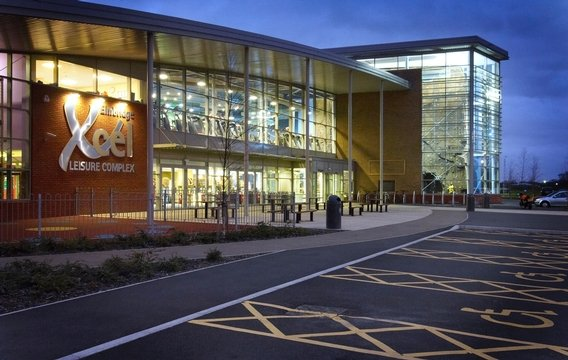 Image result for walton xcel leisure centre