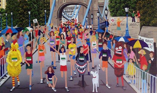 Mae Gallery, Louise Braithwaite, London Marathon copy11.jpeg