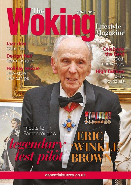 Woking Magazine April 2016
