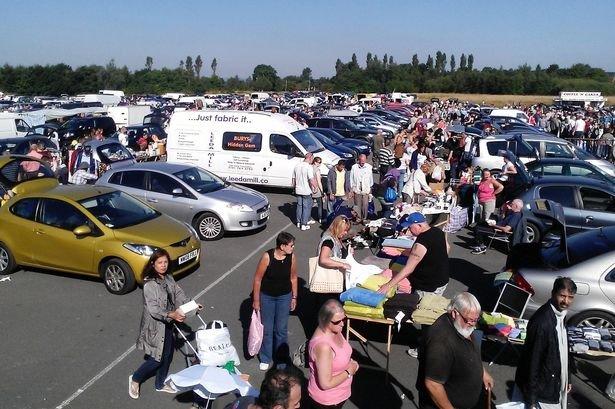 Car Boot Sale North London Saturday
