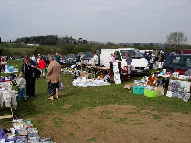 Car Boot Sale High Wycombe