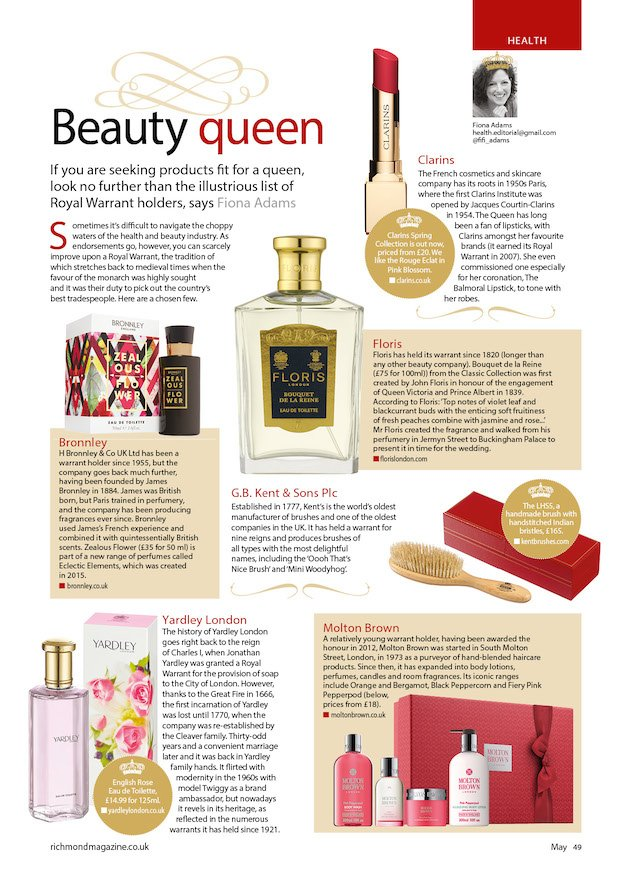 Royal Beauty Products Essential Surrey Sw London