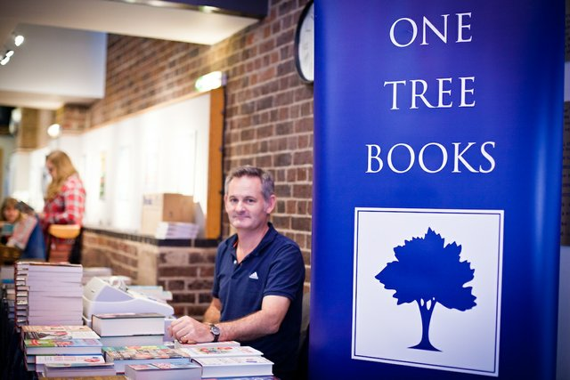 One Tree Books at Guildford Book Festival